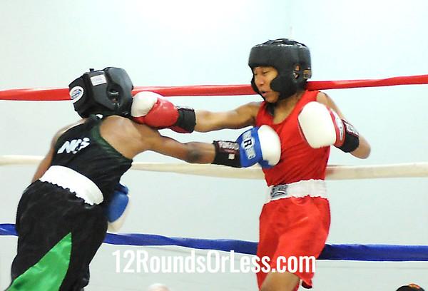 Bout 31=O Jones(Toledo, OH) -vs- K Kavenaugh(Richmond, KY)