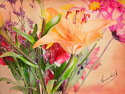 Fresh Flowers_April 21, 2014