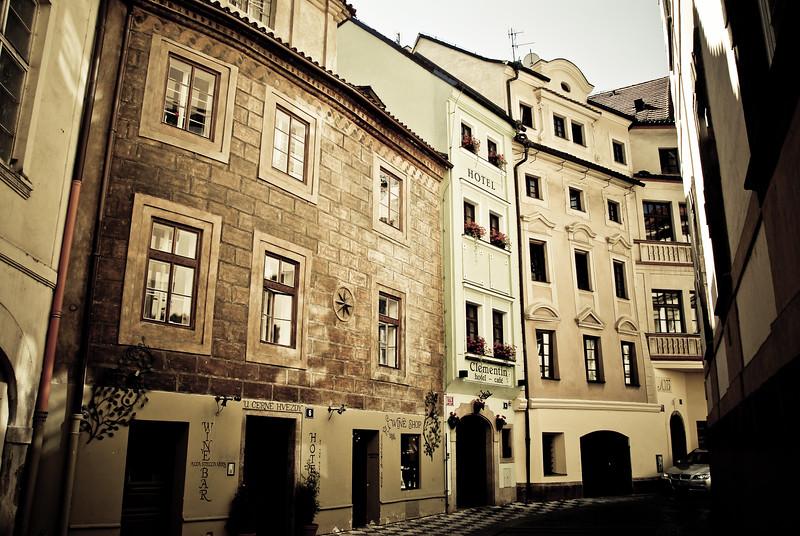 Seminářská, Old Town