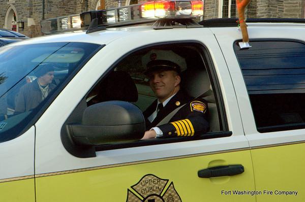 2010 Ambler Christmas Parade