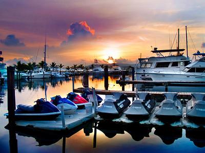 Virgin Islands and Bahamas