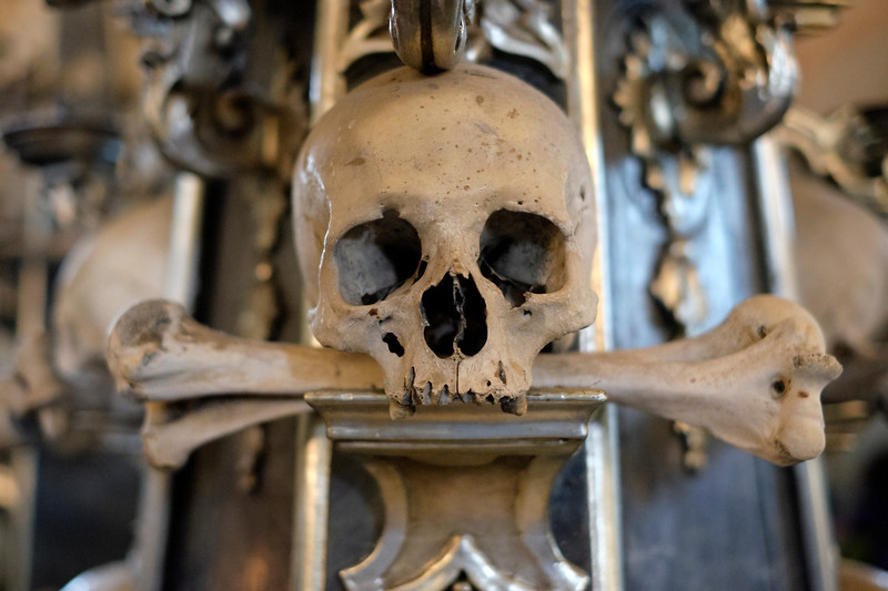 Bone Church of Kutna Hora 2017
