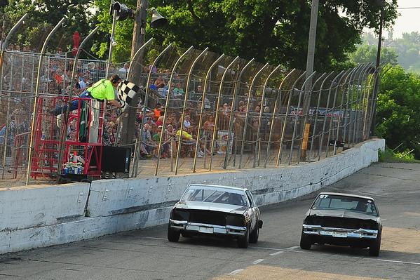 Raceway Park, July 4th, 2013