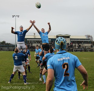 1st XV v UCD (H) by Kevin Hegarty