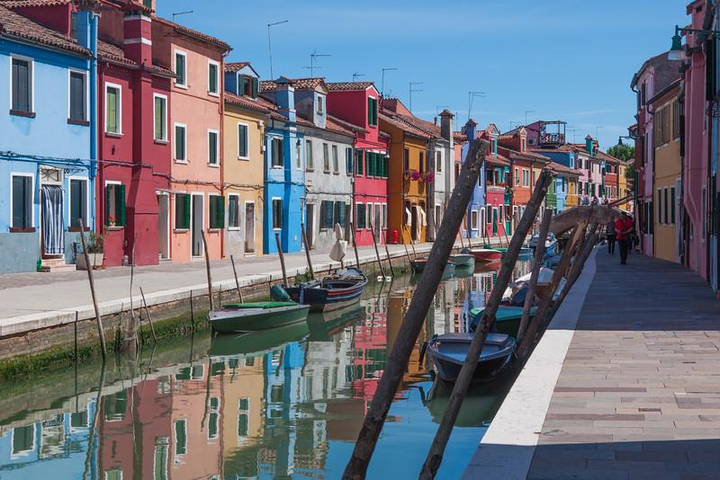 Canal Morning , Burano , Veneto