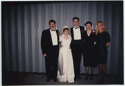 Bruce Wedding