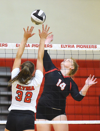 Elyria falls to Massillon, misses chance to win home power quad