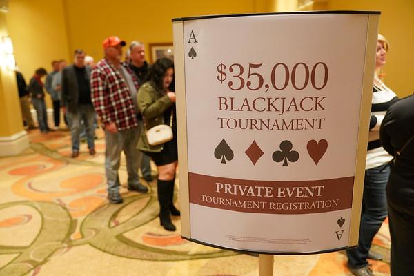 Blackjack Event