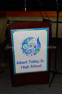 Albert Talley High Graduation June 11, 2018