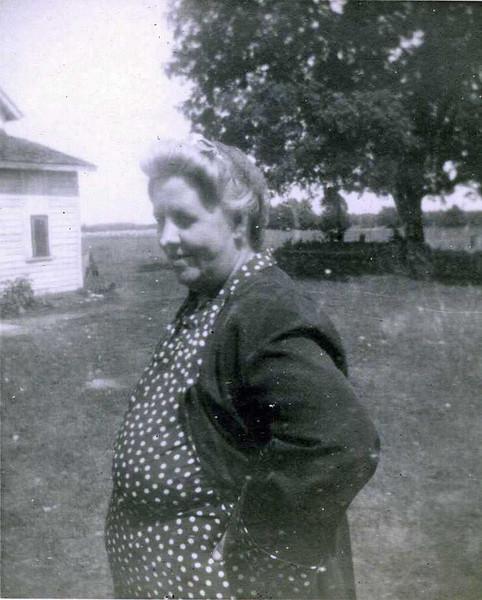 Ella Foote, Sister Bay, WI.