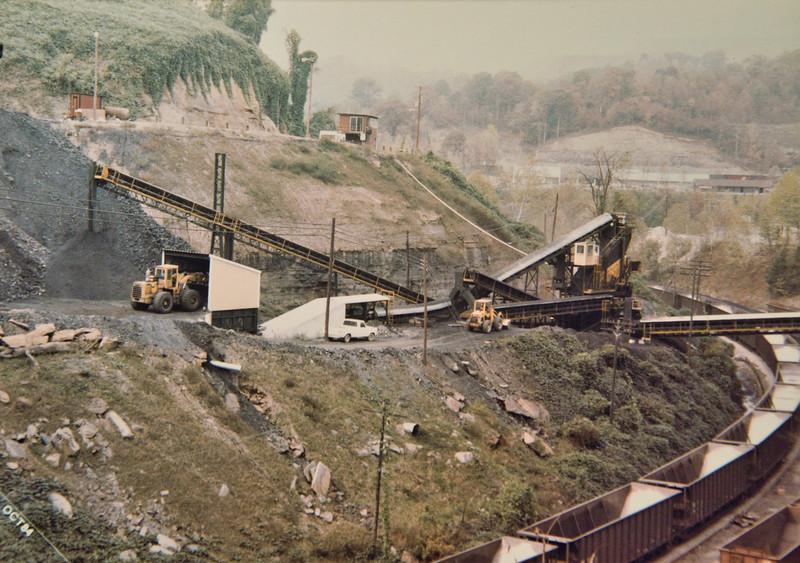 Coal Tipples near Hazard