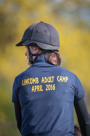 Lincomb EC Camp (27th - 9th April) 2016