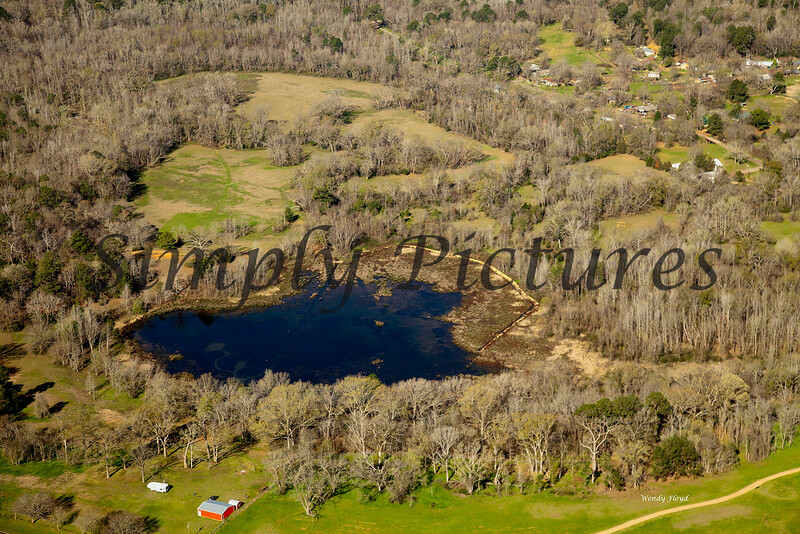 Neches River from the Air  038 copy