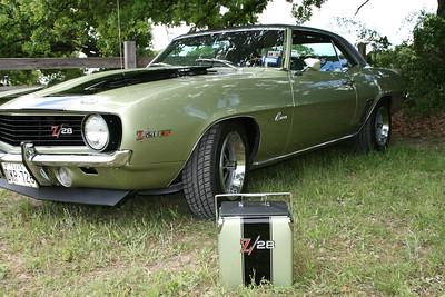 1969 Chevy Camaro (GW)