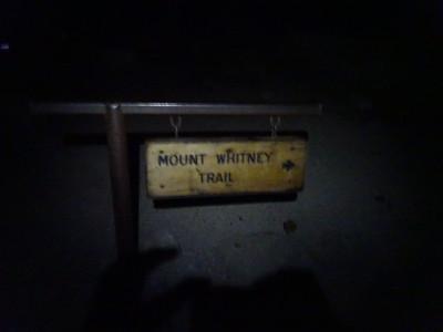 Whitney Hike - Sept 26, 2015