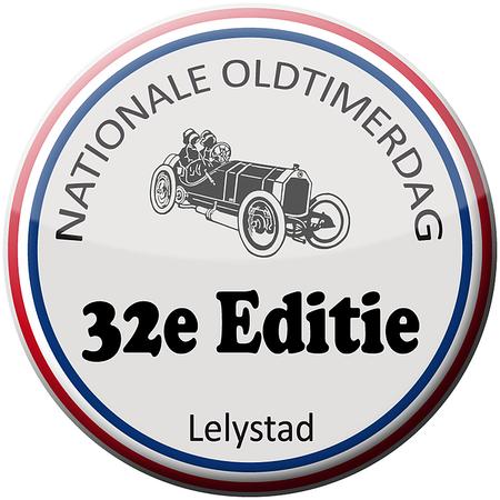 Nationale Oldtimerdag 2016 Lelystad