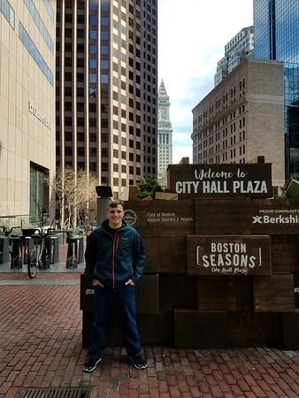 Boston Day. Jan 27 2018