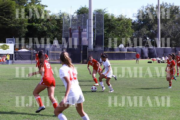 Girls Soccer 1/11/19