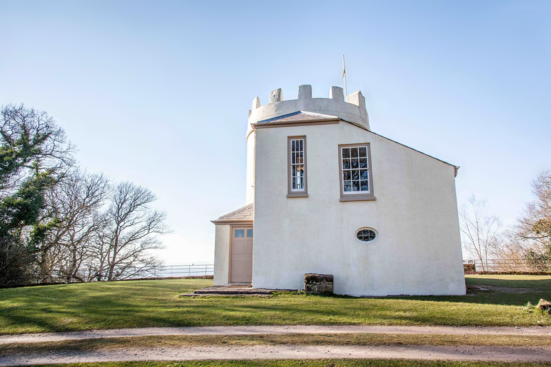 The Kymin Round House & Naval Temple at Monmouth 23