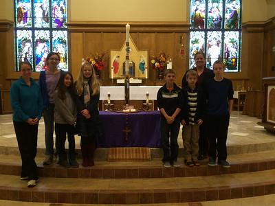 All Saints-All Souls Family Liturgy