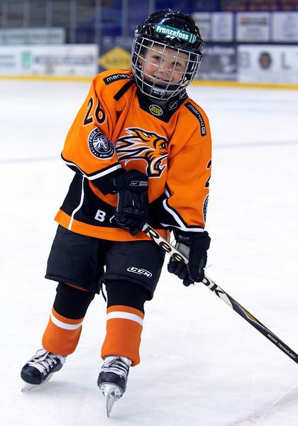 Thor Martinsen: Bilder Hockeyskolen