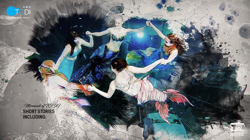 TODI Mermaid Short Stories - Preview
