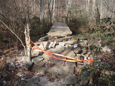 Tethering the bridge beams