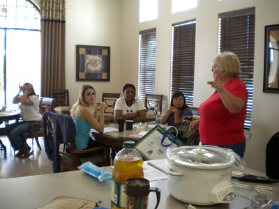 NTC Craft & Conversation: Avant Garde Cooking Demo for Mother's Day