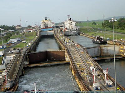 2011 May 5 - Panama Canal Transit