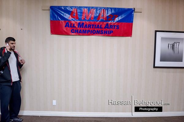 AMA 27 Weigh Ins Pres/Prod/Promo: Gionco Int'l Kick/Boxing, Muay Thai & MMA W/ AMA , WKL & Top Rank Amateur Sanc:BCAC @ Coast Vancouver Airport Hotel 1041 SW Marine Dr GVA LM Bc Canada (3_9_17)