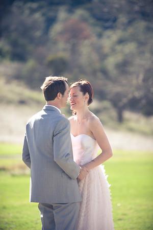 Brook and John's wedding