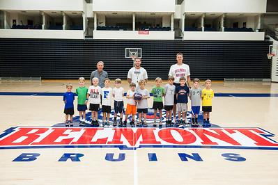Boys Basketball Camp 2014 - Two