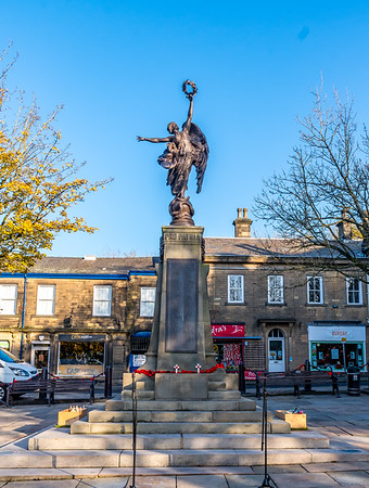 Glossop Remembrance Sunday 2019