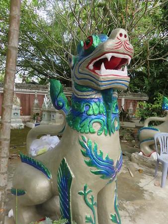 Day 10 (1 Jan) Chiang Mai Hell
