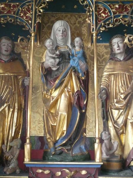 St. Josten_Anna-Altar_Anna