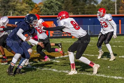 Yorkville Freshman vs Oswego 101919