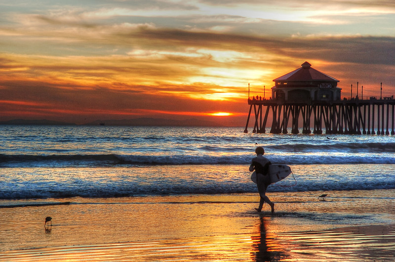 Late Surf At Sunset.jpg