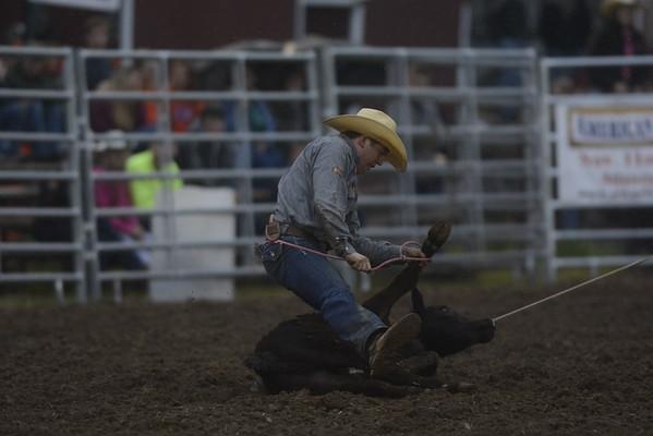 Mifflinburg Wild West Rodeo 2016