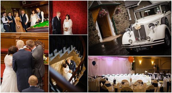 Ashley & Simon Ballymoney Wedding Photography