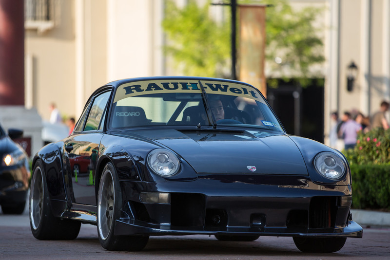 Rauh-Welt Porsche 911