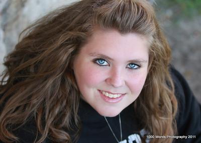 Brandi senior pics