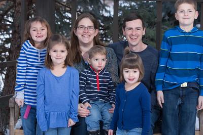 Erickson Family 2016
