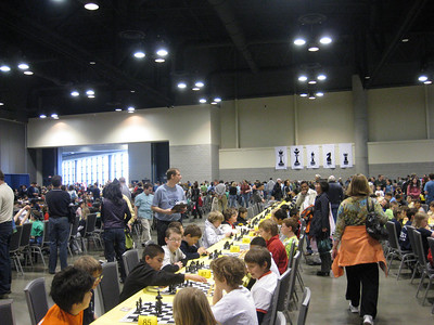 WA State Chess Tournament 2009 - Somerset School