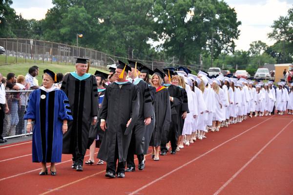 Spring-Ford Graduation June 14, 2011