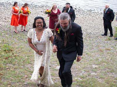 Drew and Amity Wedding