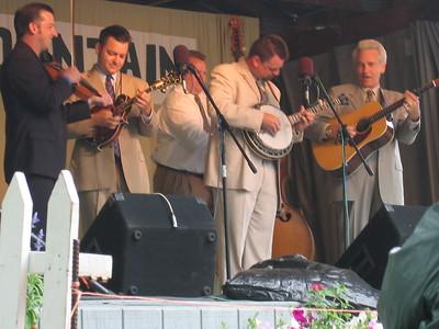 Graves Mountain Bluegrass Festival