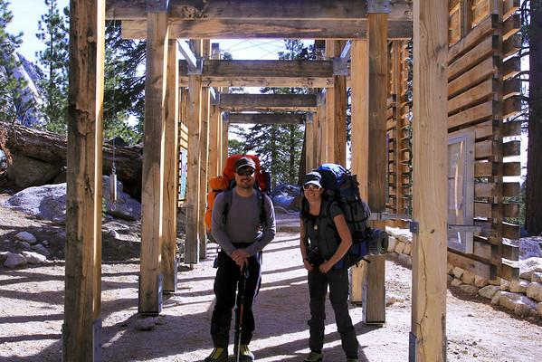 Mt. Whitney April 6-8 APRIL PICS