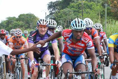 Tour cycliste Guyane 2011