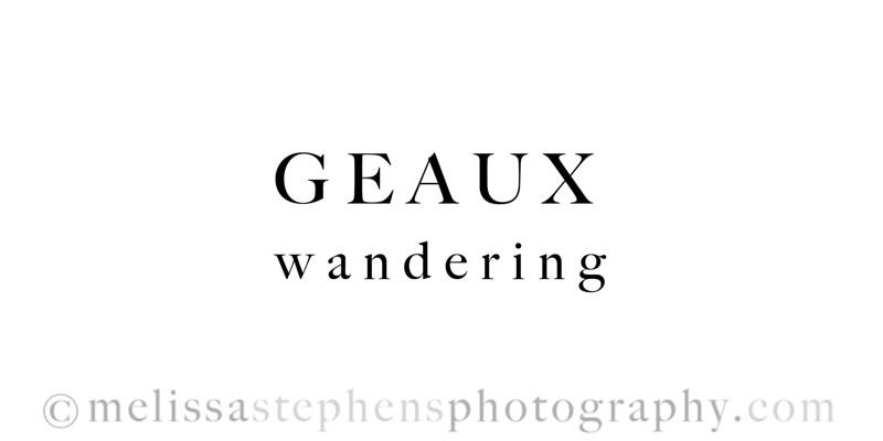 GeauxWandering