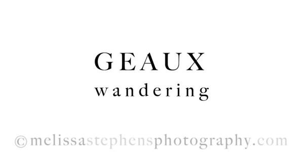 GeauxWandering.com